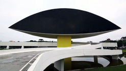 Oscar Niemeyer Museum hosts the Curitiba International Biennial of Contemporary Art