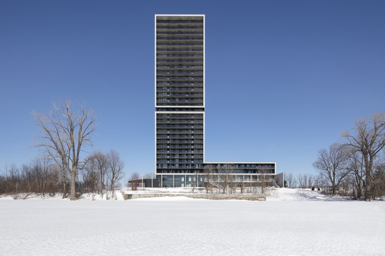 Panorama Residential Building / ACDF Architecture, © Adrien Williams