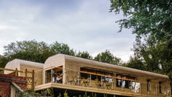 Café Handlebar / Architecture PLB