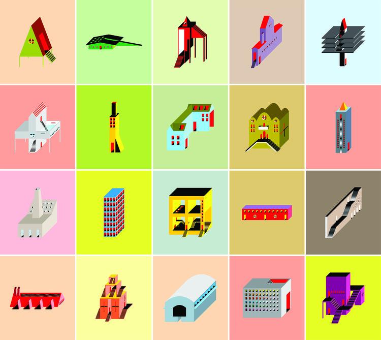 Imaginação arquitetônica é tema de exposição na Trienal de Arquitetura de Lisboa , Cortesia de Trienal de Arquitectura de Lisboa
