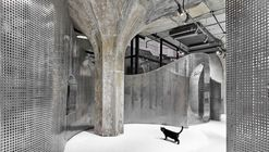 Gatos no lugar certo, na hora errada em fotografias de arquitetura
