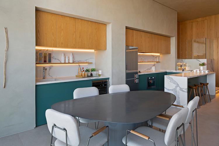 Departamento GHF / Bossa Arquitetura, © Julia Ribeiro
