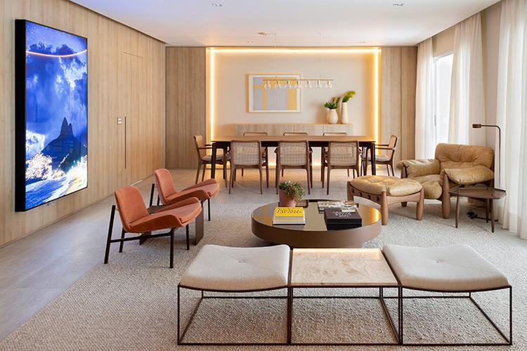Apartamento JTR / Bossa Arquitetura, © Julia Ribeiro