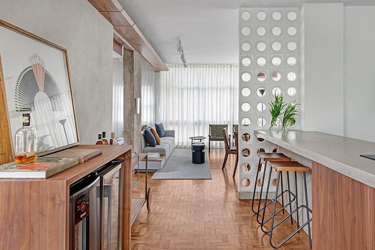 Apartamento PM  / Bossa Arquitetura, © Julia Ribeiro
