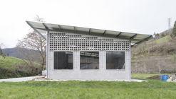 Pabellón equino en Aulesti / ELE Arkitektura