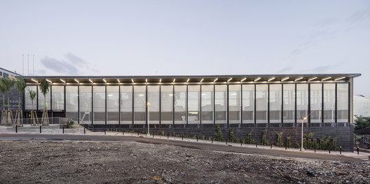 Pointe à Pitre Palace of Justice  / Ignacio Prego Architectures