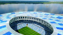 Estadio de fútbol Nizhny Novgorod / PI ARENA