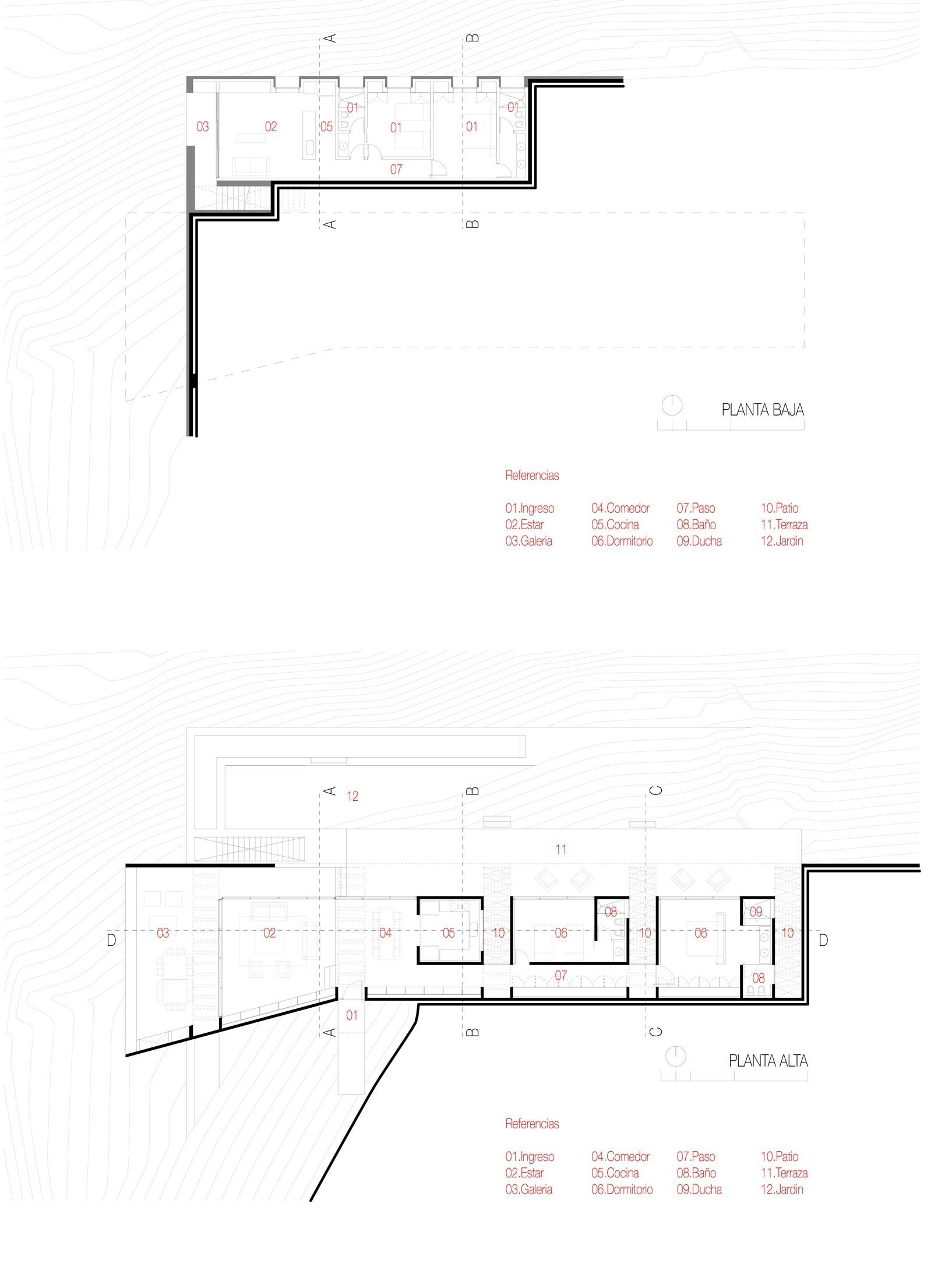 Gallery of FM House / alarciaferrer arquitectos - 33