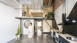 Reciclaje residencial UPHouse / cumuloLimbo studio