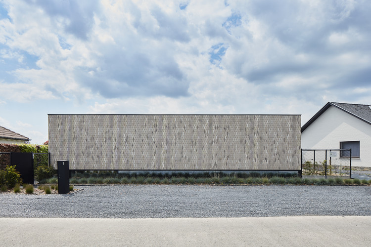 Hakendover House / AST 77 Architecten, © Steven Massart