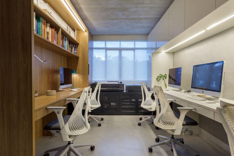 Escritório SAINZ arquitetura / SAINZ arquitetura, © Edgard Cesar