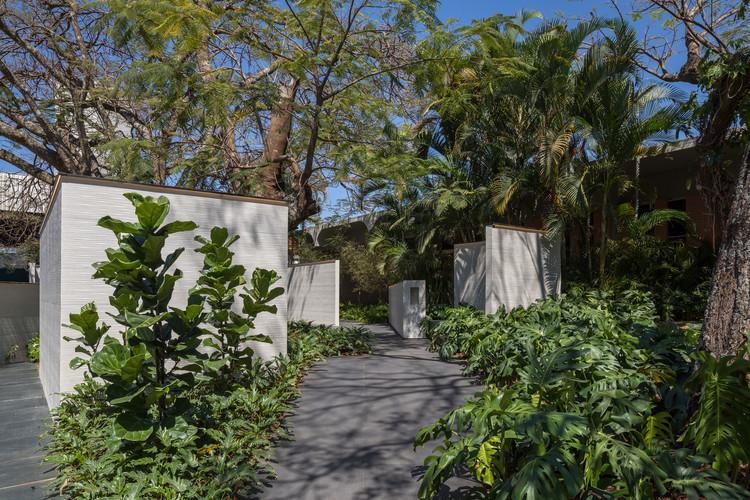 Pavilhão e Jardim São Geraldo / SAINZ arquitetura + Marina Pimentel Paisagismo, © Haruo Mikami