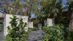 Pavilhão e Jardim São Geraldo / SAINZ arquitetura