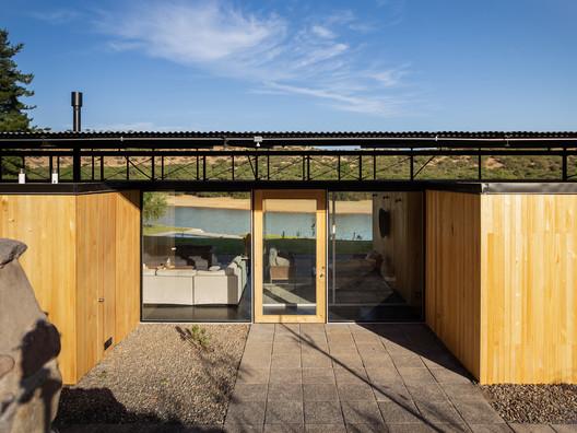 Rapel House / Fantuzzi + Rodillo Arquitectos