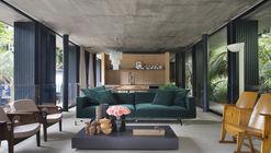 Refugio urbano / BC Arquitetos