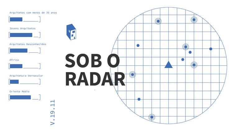 Novembro no ArchDaily: Sob o Radar