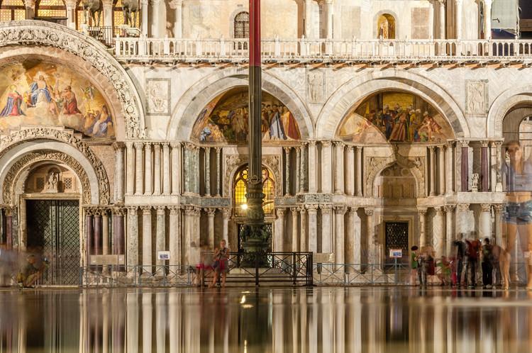 Unesp oferece curso online gratuito de história da arte, Basílica de San Marco em Veneza. Foto: dasu_ on Visualhunt.com / CC BY-SA