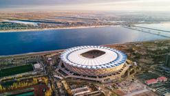 Estadio de fútbol Volgograd Arena / PI ARENA