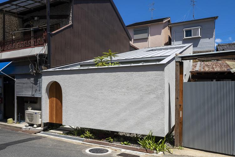 Residência em Ohasu / arbol, © Yasunori Shimomura