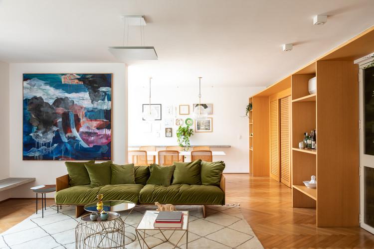 Apartamento Joaquim  Antunes / CR2 Arquitetura, © Fran Parente