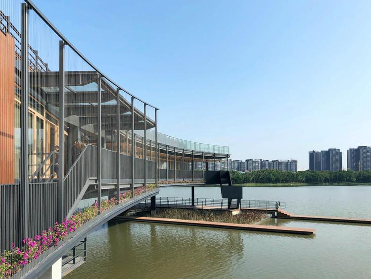 Dragon Boat Museum / Li Xiaodong Atelier , © Wenji Liang