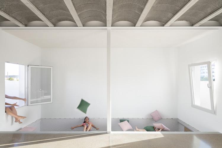REI House / CRUX arquitectos, © Milena Villalba
