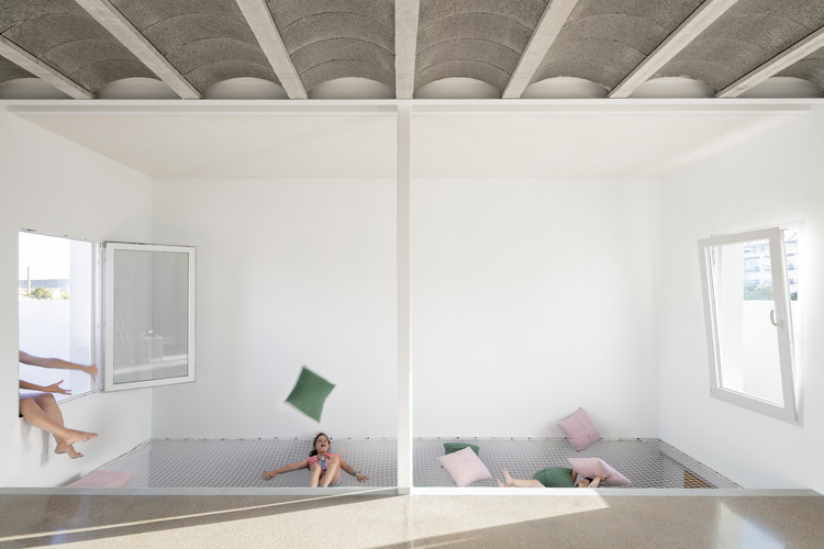 Casa REI / CRUX arquitectos, © Milena Villalba