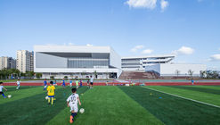 Tangcheng Middle School / Huajian Group Shanghai Architectural Design & Research Institute