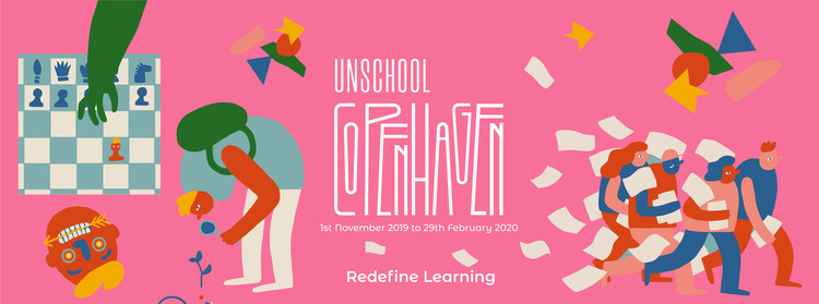 Open Call: Un-School Copenhagen, Credits: Switch Competitions