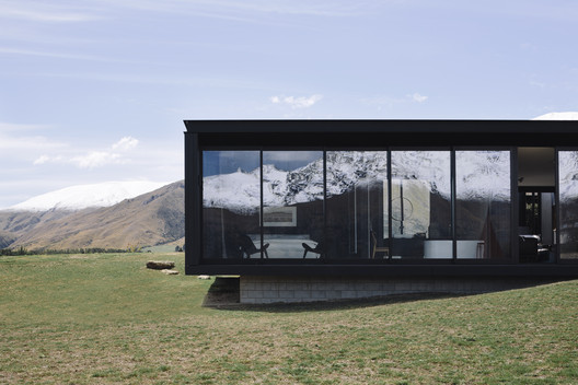 Alpine Terrace House / Fearon Hay Architects