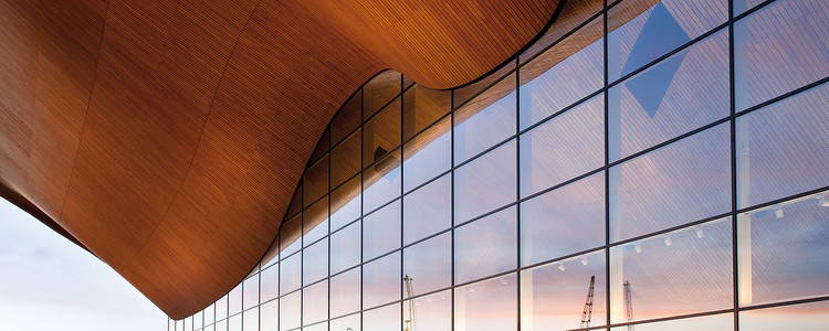 Ventanas Pvc Bauhaus.Minimalist Windows With High Rigidity Steel Profiles