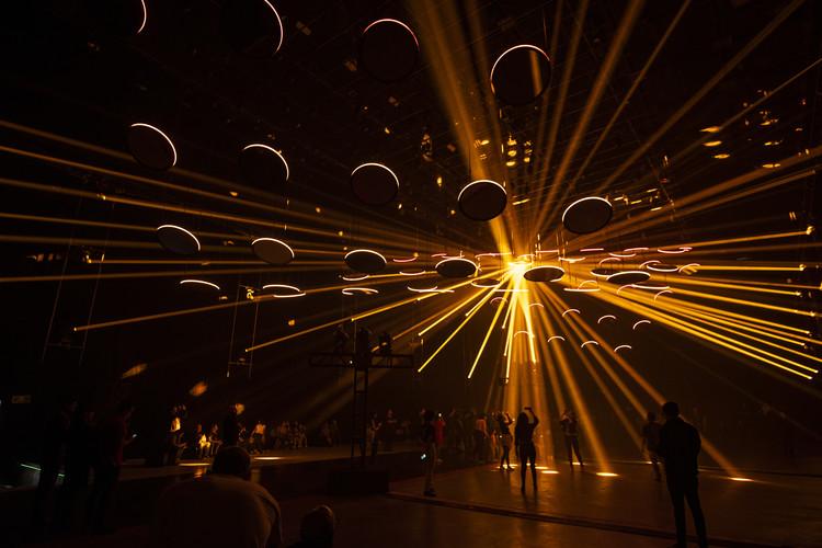 SKALAR: una instalación inmersiva que combina luces, sonido y movimiento llega a la Ciudad de México, © AHolmes
