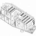 30 - The Red Roof / TAA DESIGN: Vườn rau, sân chơi và không gian kết nối.