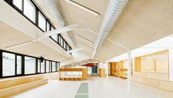 Rehabilitación y ampliación de la escuela Kurutziaga / ELE Arkitektura + Jesus Angel Landia Arquitecto
