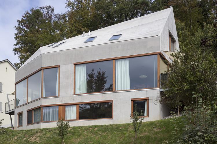 Houses Alte Hofstetterstrasse / Beck + Oser Architekten, © Börje Müller