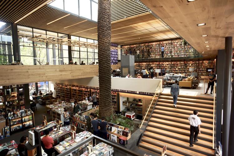 Café y librería El Péndulo / Aizenman-Arquitectura, © Eduardo Aizenman