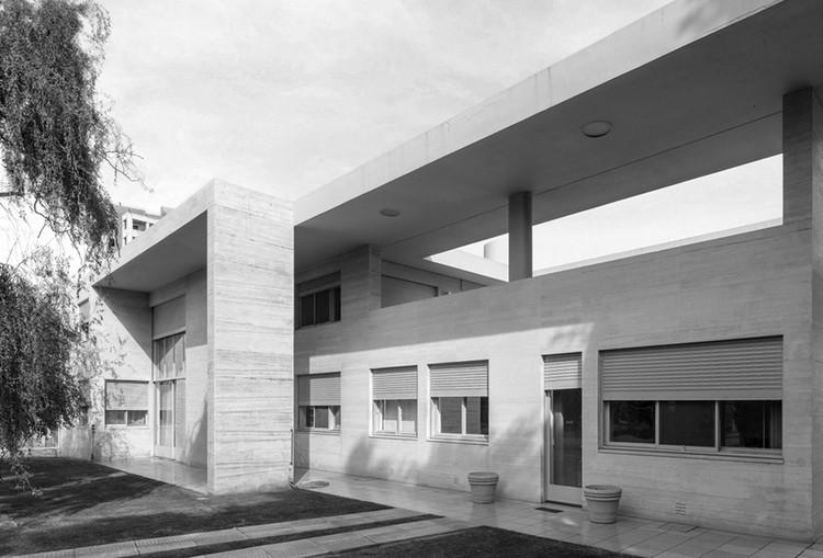 Casa Estudio Pillado / Wladimiro Acosta . Image © Ramiro Sosa