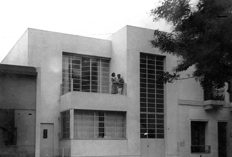 Casa Taller Forner Bigatti / Alejo Martinez . Image Cortesía de Fundación Forner-Bigatti