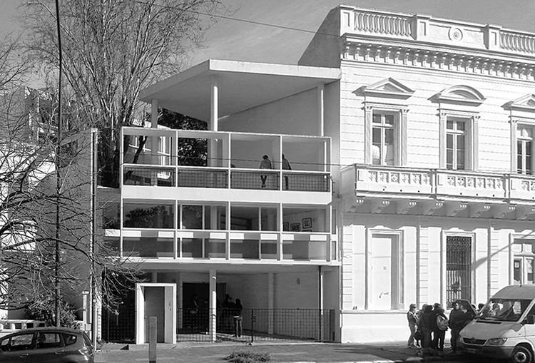 Casa Curutchet / Le Corbusier . Image © Roberto Fiadone [Wikimedia] bajo licencia CC CC BY-SA 4.0