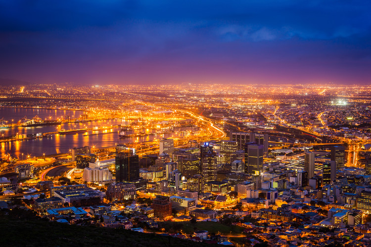 Cape Town, South Africa. Image © Shutterstock