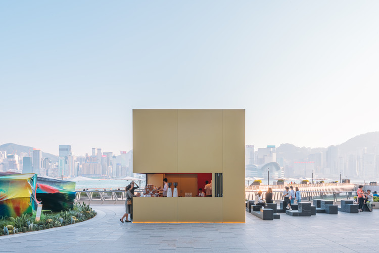 OMA Unveils KUBE at Hong Kong K11 Musea, © Kevin Mak, courtesy of OMA