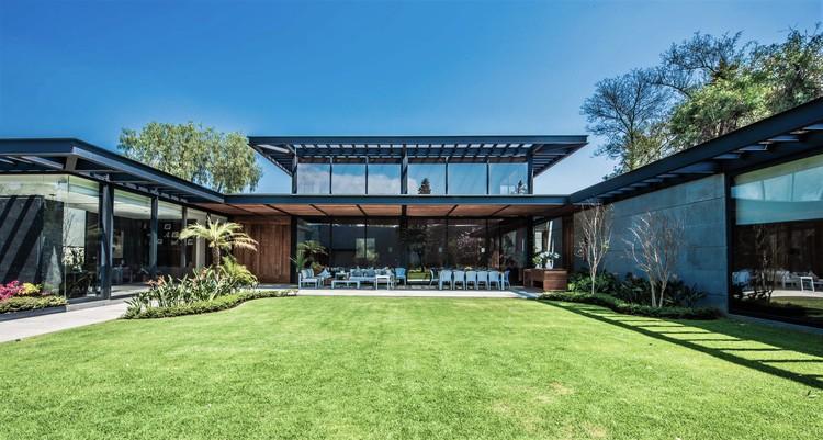 Casa A36 / Arquitectum, © Jorge Fajer