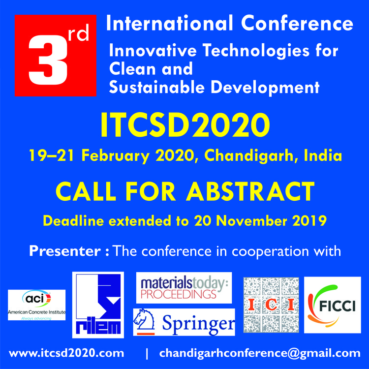 Call for Abstract, Call of abstract