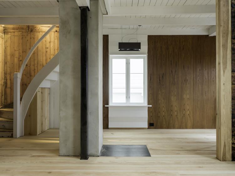 Risbakken Small Town House / Hoem + Folstad Arkitekter, © Knut Folstad