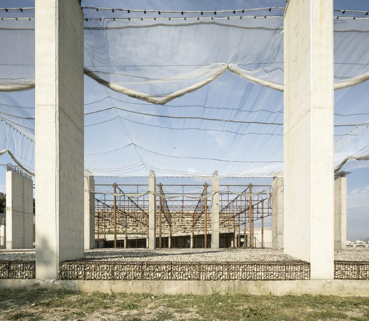 Museu do Clima em Lleida e Conjunto Habitacional em Formentera recebem o Prêmio de Arquitetura Espanhola 2019, Museu do Clima em Lleida. Imagem © Fernando Alba