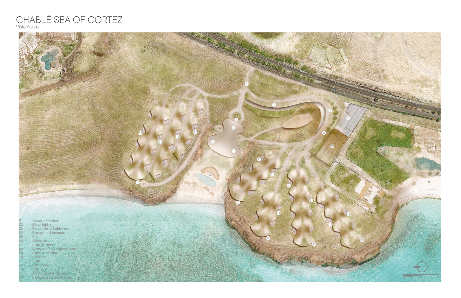Gallery Of Sordo Madaleno Architects Designs New Hotel For