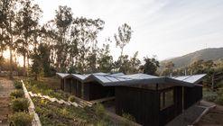 Casa origami / Mas Fernandez Arquitectos + OR Arquitectos