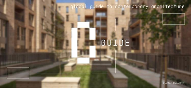 """Coloquio """"Acercando la arquitectura contemporánea a la sociedad"""" + Presentación C-Guide, Panter Hudspith"""
