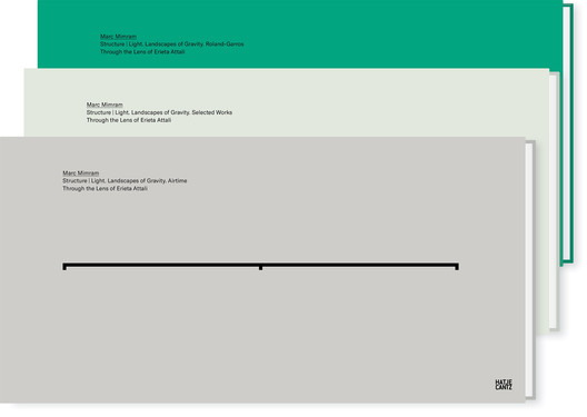 Marc Mimram: Structure | Light: Landscapes of Gravity through the Lens of Erieta Attali