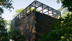 Casa VH R-10 G / Architecture-Infrastructure-Research